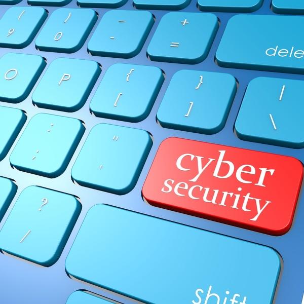 Cyber Security Keyboard