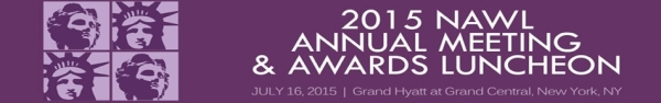 2015 NAWL Annual Meeting and Awards Luncheon