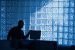 computer man shadow