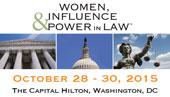 women influence power in law